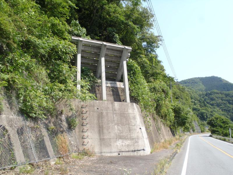 国道261号川本道路災害復旧工事