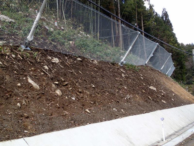 ウルトラライティフェンス(エネルギー吸収型軽量落石防護柵)