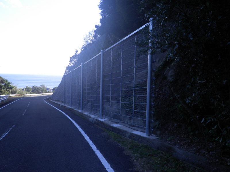 有川奈良尾線道路災害防除工事(11工区その2)