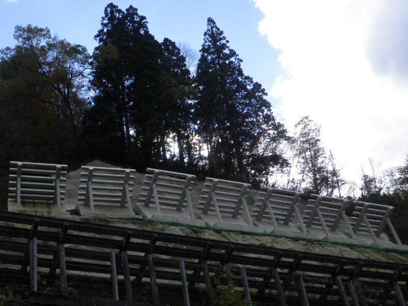 国道156号道路総合交付金(防災・防雪)小原雪崩防護柵その2工事