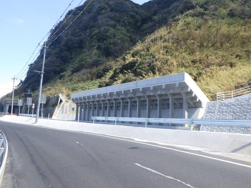 国道269号道路整備(交付金)工事(伊座敷バイパス29-10工区)