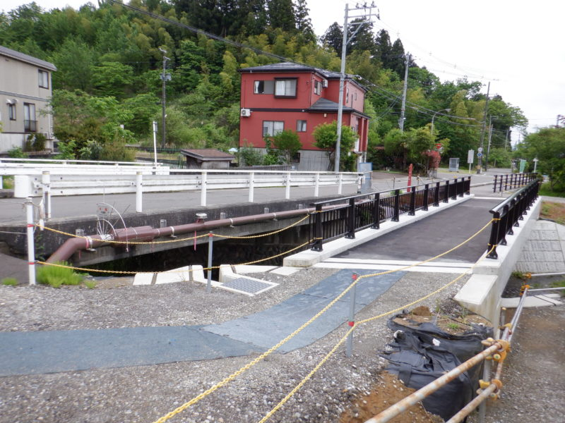 市道東幹線36号線 橋りょう上部工事