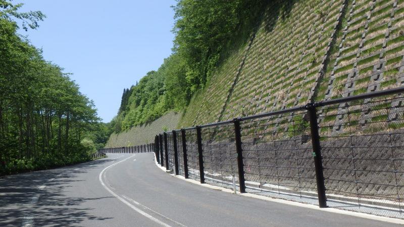国道102号(奥入瀬バイパス)防雪工事