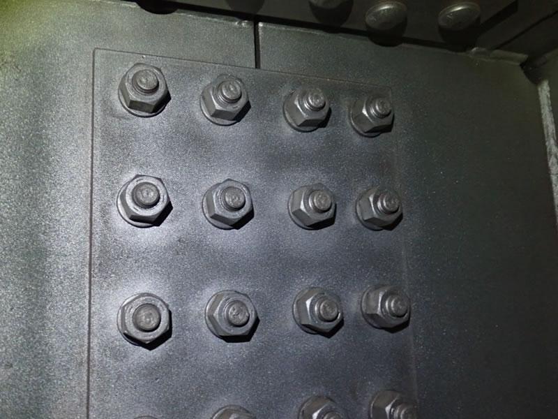 循環式エコクリーンブラスト工法