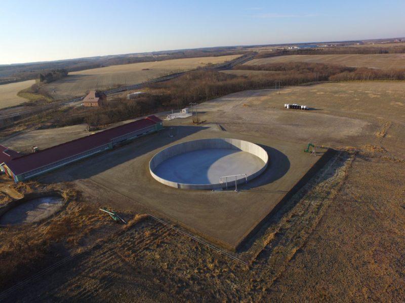 根室地区 根室3号幹線排水管末端施設川口工区外一連工事