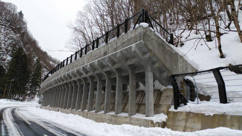 国道401号 道路橋りょう整備(再復)工事(道路改良)