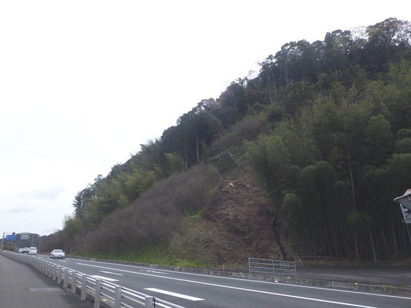 国道33号佐川管内防災工事