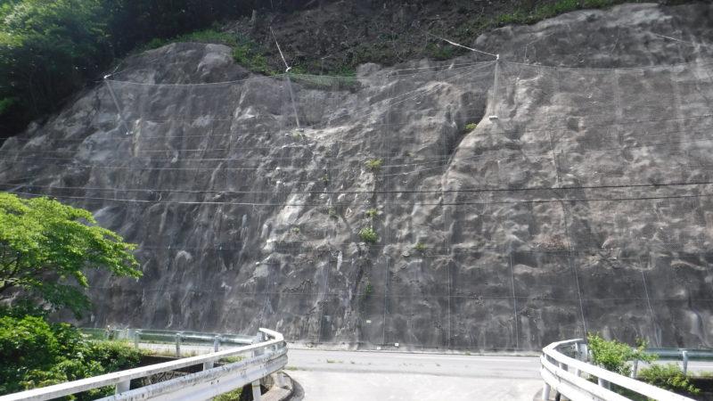 (主)新南陽津和野線(椛谷工区外)土砂災害対策道路事業補助(災害防除)工事