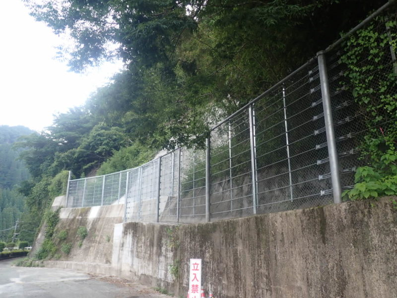 国道212号(895・894)2年発生道路災害復旧工事