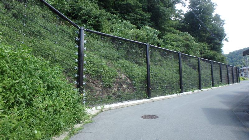 要配慮者施設等保全対策事業(防災安全・急傾斜地)岩波 斜面対策工事