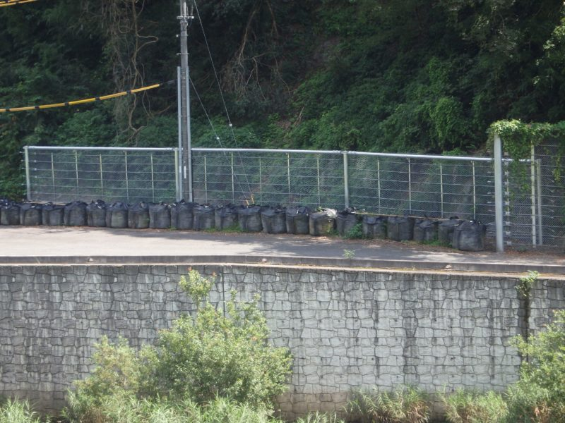 令和3年度殿ダム維持工事